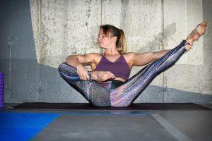 legging yoga écoresponsable