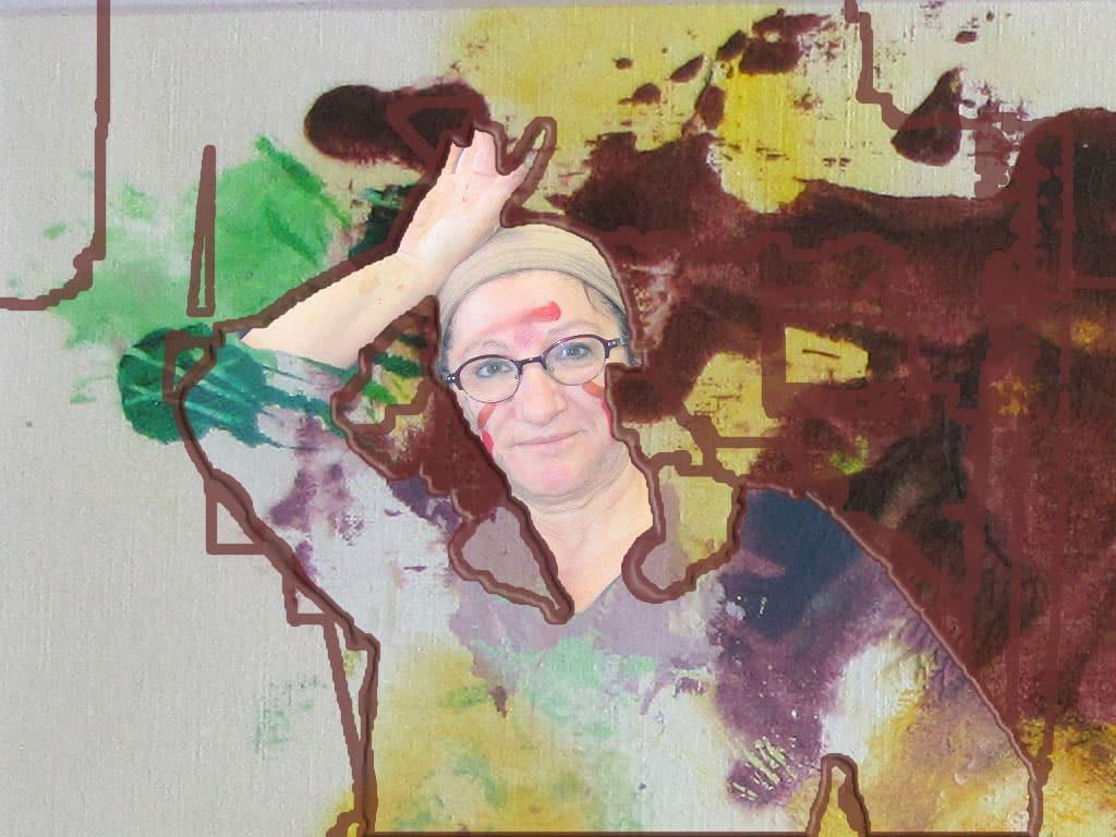 Francyne Plante artiste