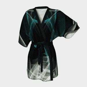 Kimono peignoir